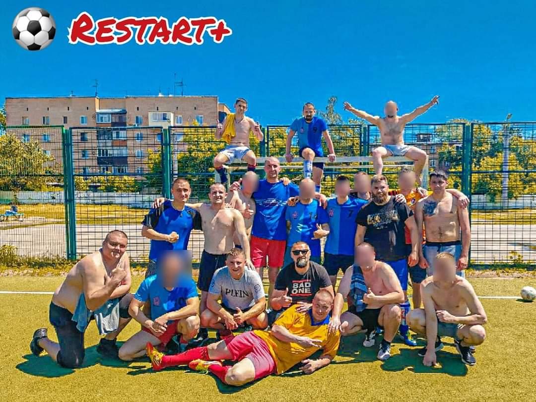 Дружеский футбольный турнир Restartplus